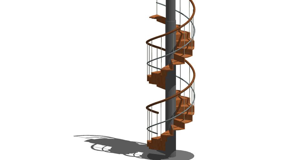 scala a chiocciola