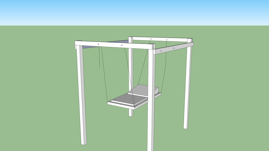 Cage Frame and sling with support
