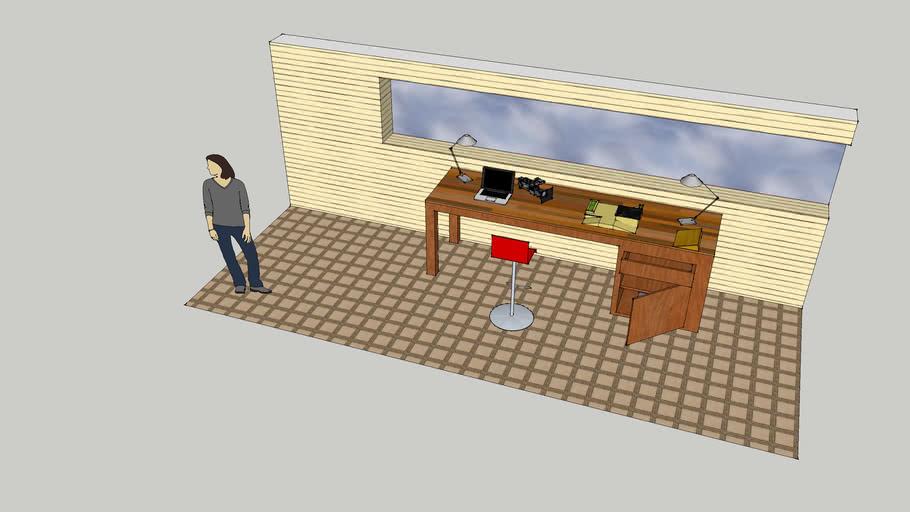 dream fb desk