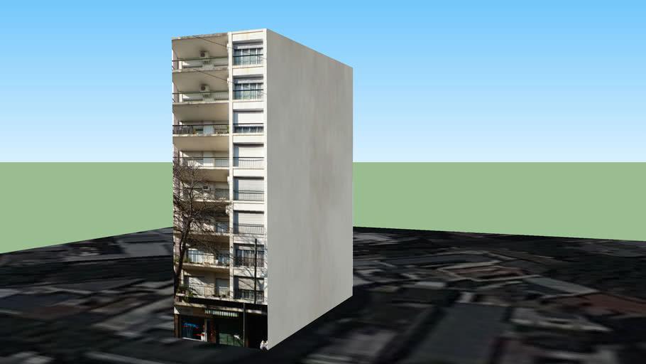Torre en Diagonal 80, La Plata
