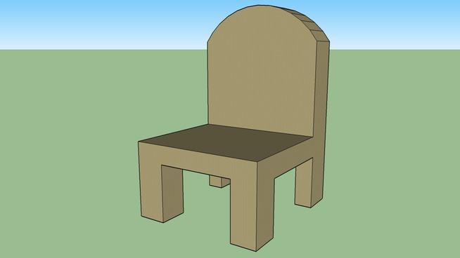 Big Big chair