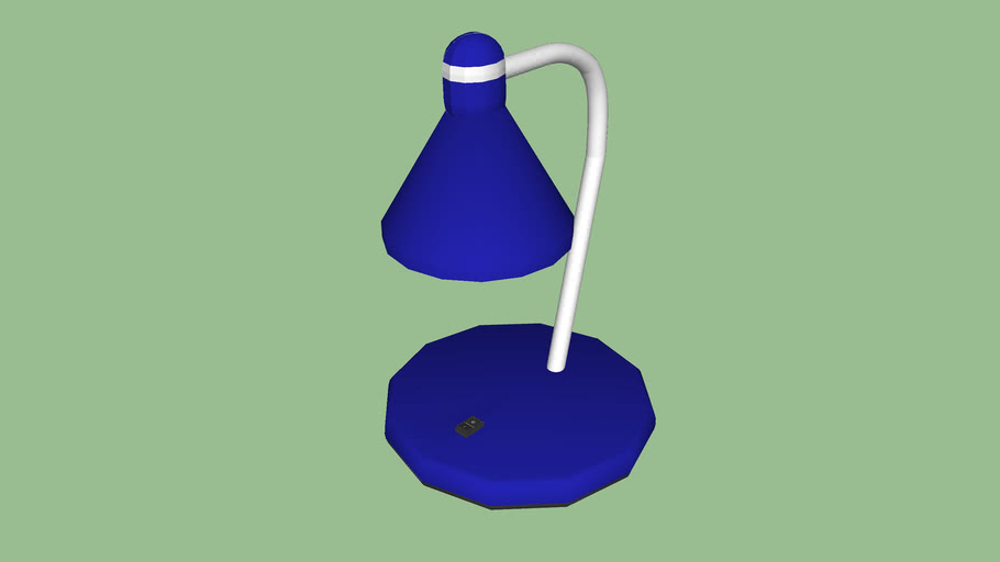 Simple Desk Lamp