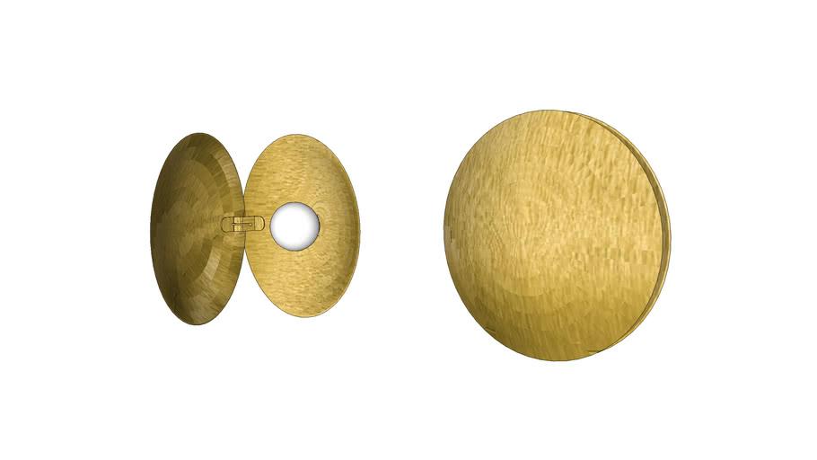 Arandela Ostra - design 80e8