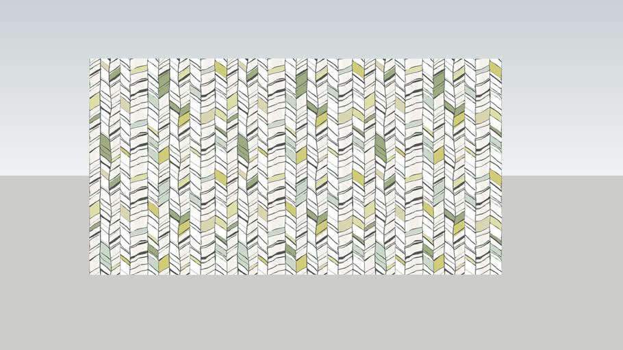 Papier peint CHEVRIUM – Réf. CV3107