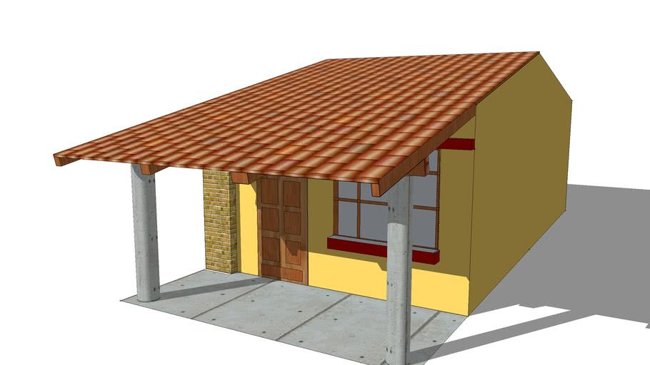 casa - piso de arriba