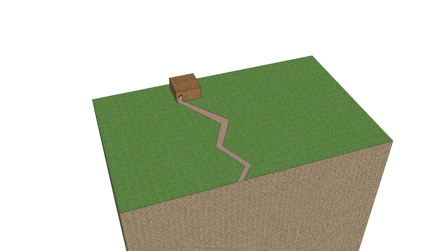 mega underground maze