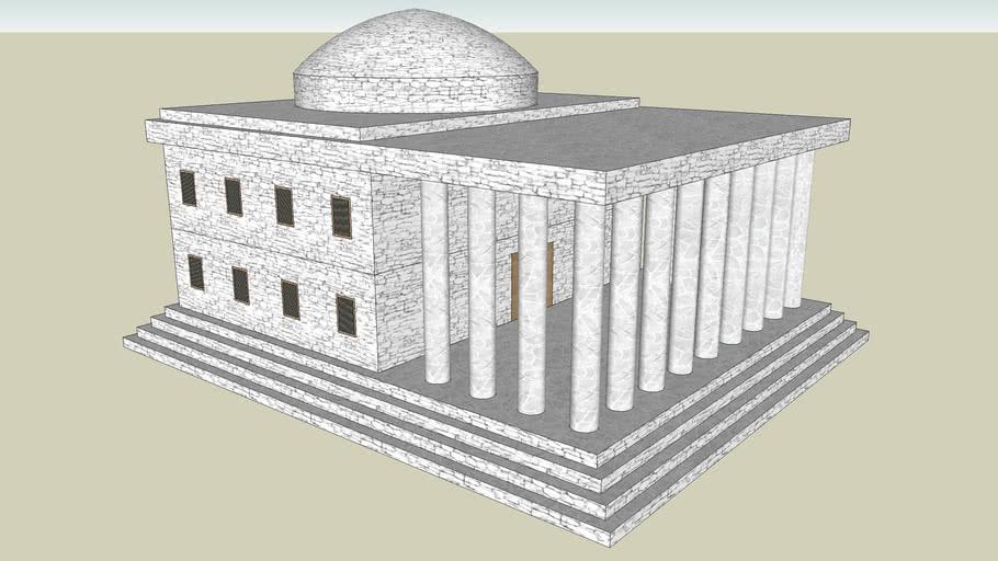 Instant City: Temple of Erathis