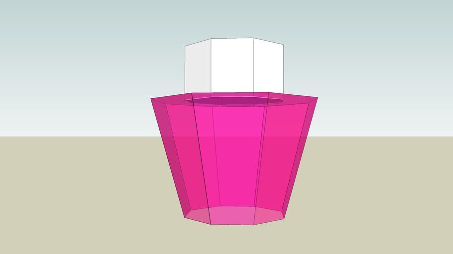 perfume bottle :P