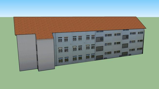 Hochschule Ravensburg-Weingarten, Gebäude A