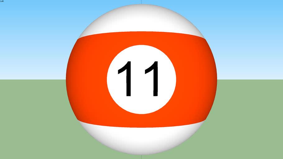 11-Ball