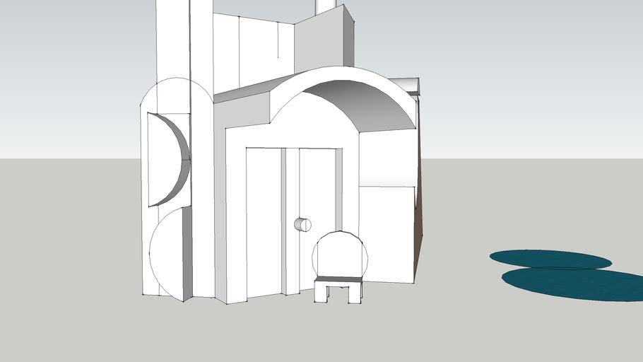 Grand design house
