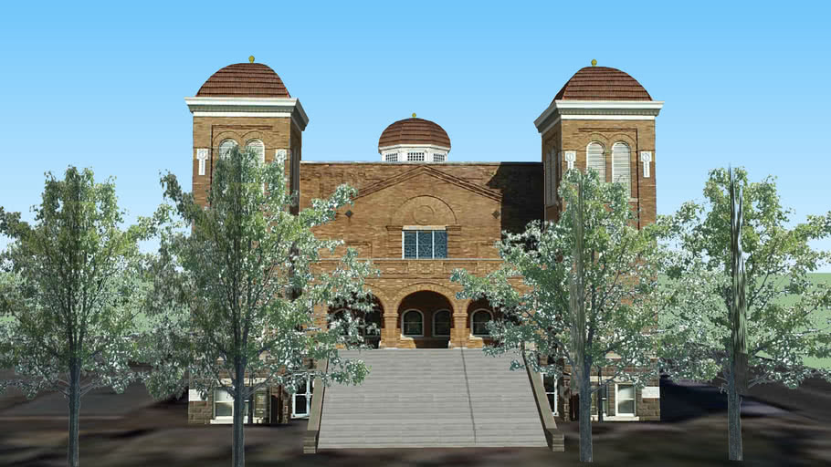 16th Street Baptist Church, Birmingham, AL