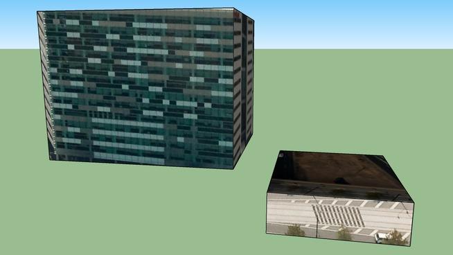 Edificio in Melbourne Victoria, Australia