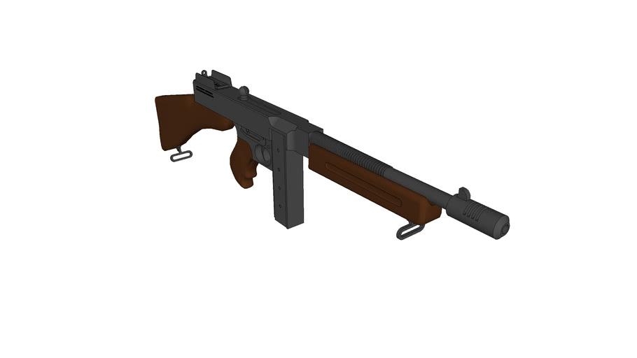 Thompson M1928 M1 (FIXED)
