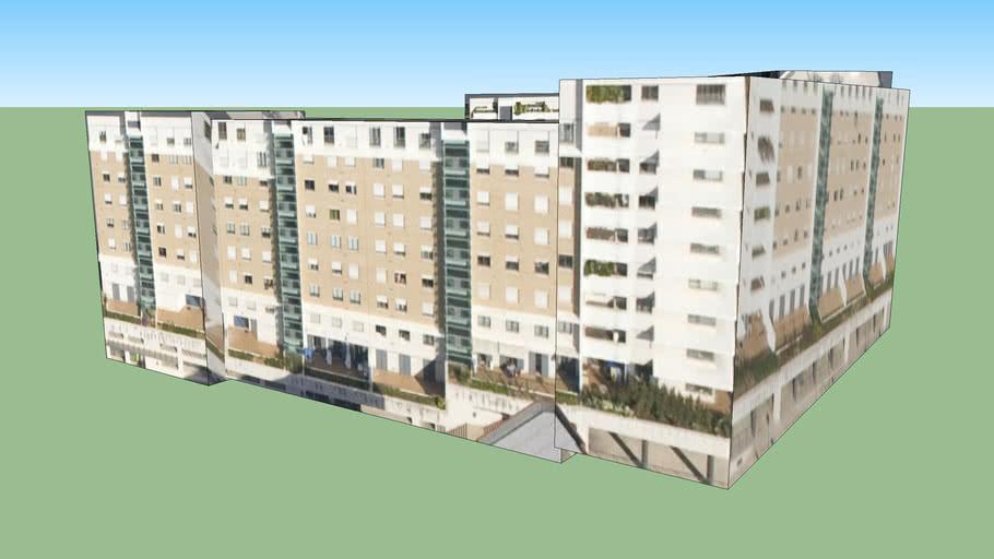 Edifício da Lisboa, Portugal
