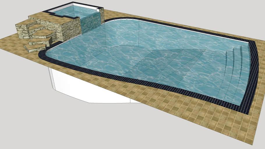 Dream House Pool