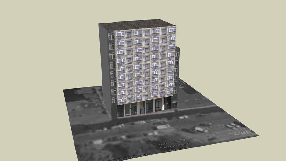 Budynek mieszkalny ul. Noakowskiego 8