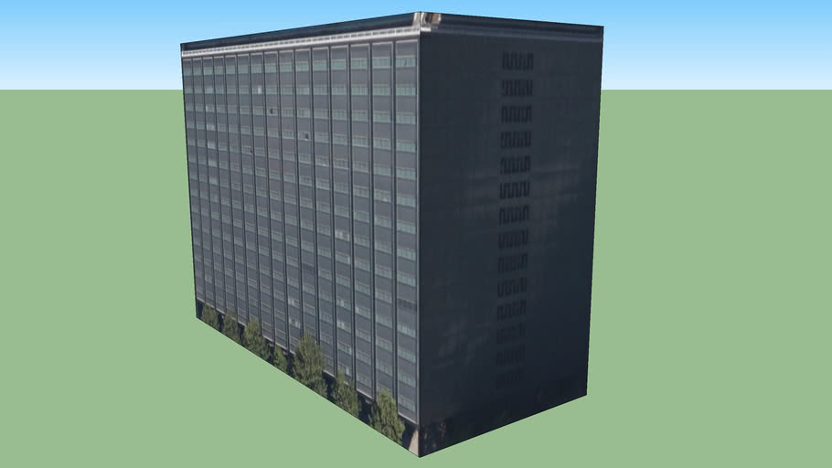 Edificio en Sacramento, CA, USA