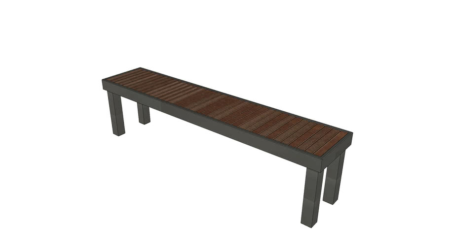 Kenwood Long Bench