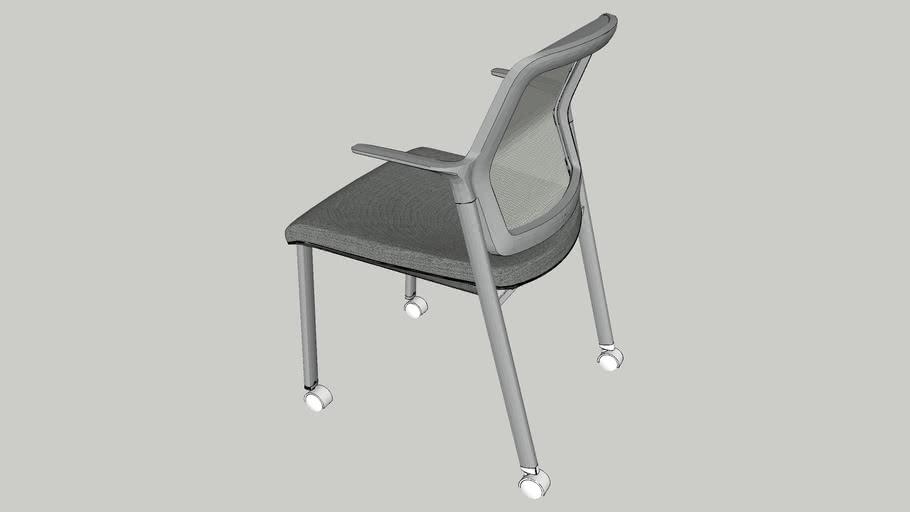 Allsteel Lyric Side Chair