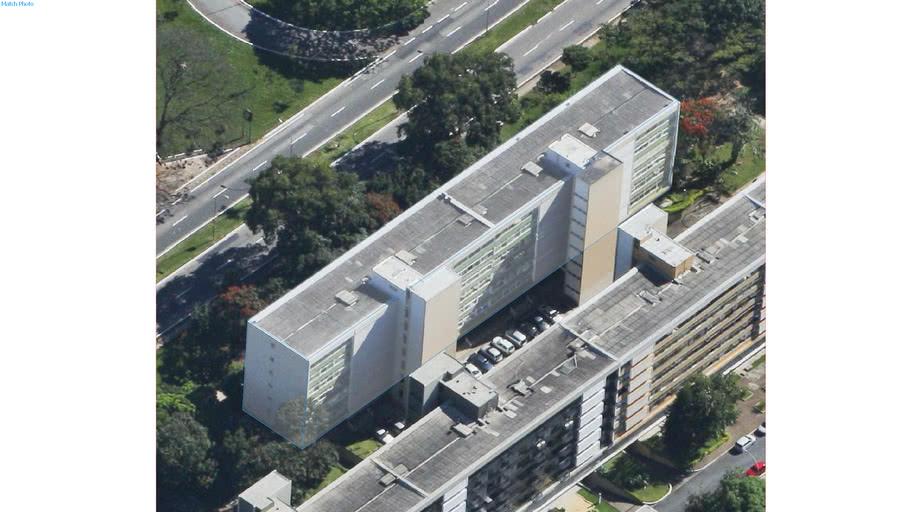 Building in Brasília - DF, Brasil