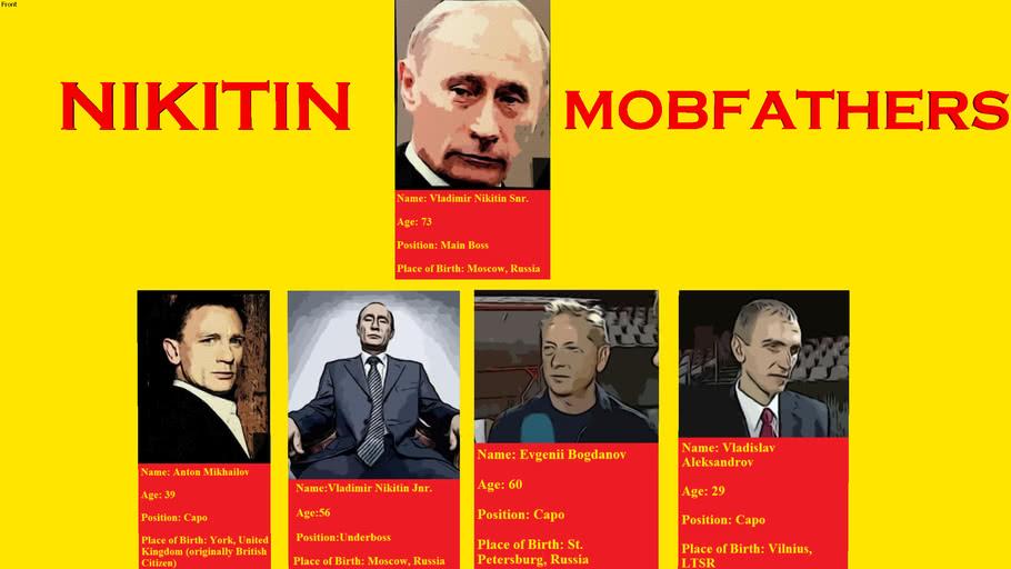 Nikitin Mobfathers Factfiles