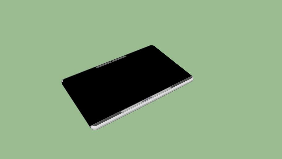 Samsung galaxy Note II 12.0 (concept)