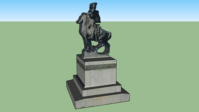 Monumento a Mariano Necochea