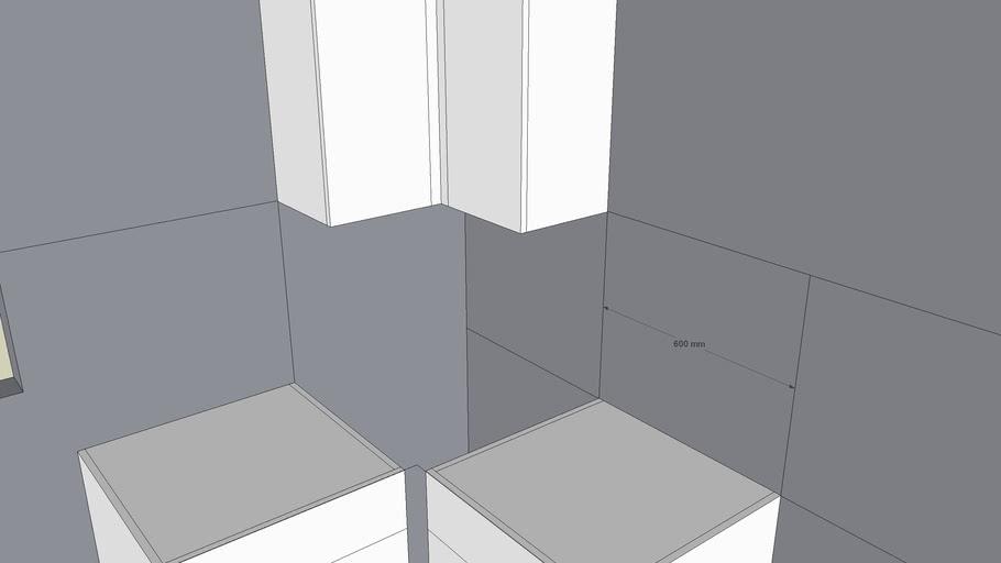 StanTheMan's Kitchen Installation Begin