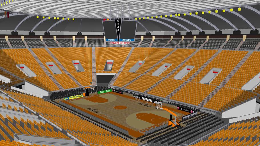 NCAA arena