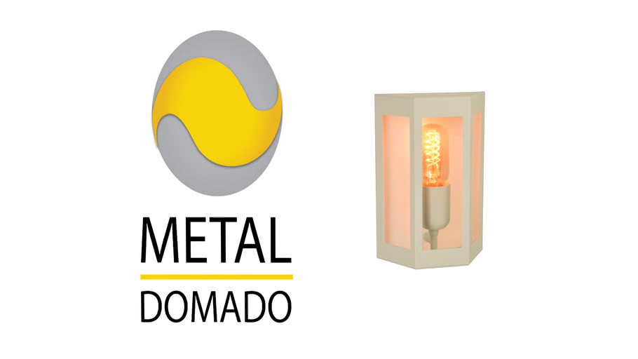 Arandela Metaldomado Colonial 7