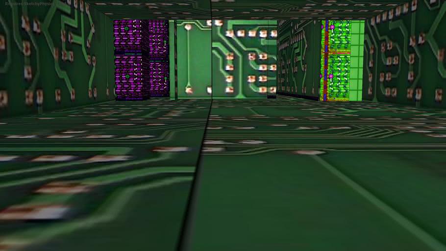 Computor Maze