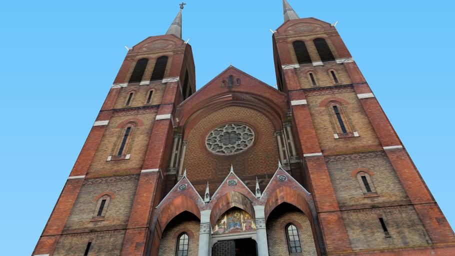 Békéscsabai Páduai Szent Antal Plébánia, a Szeged-Csanádi Egyházmegye Társszékesegyháza