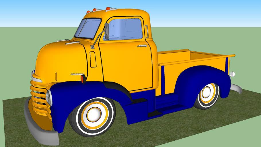 1949 COE Pickup Truck