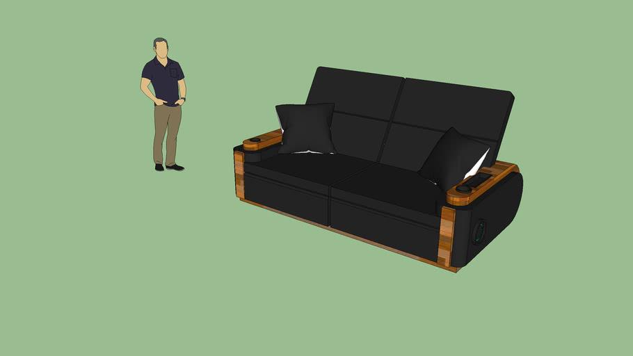 Modern High Design Sofa Chair