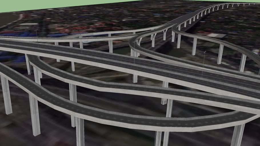 Bhumibol Bridge (Tollway)