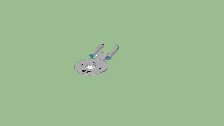 USS Oblivion NCC-1509