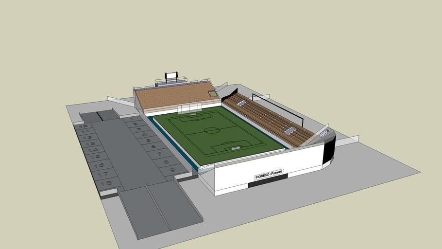 Estadio nuevo de Ciudad de Buenos Aires