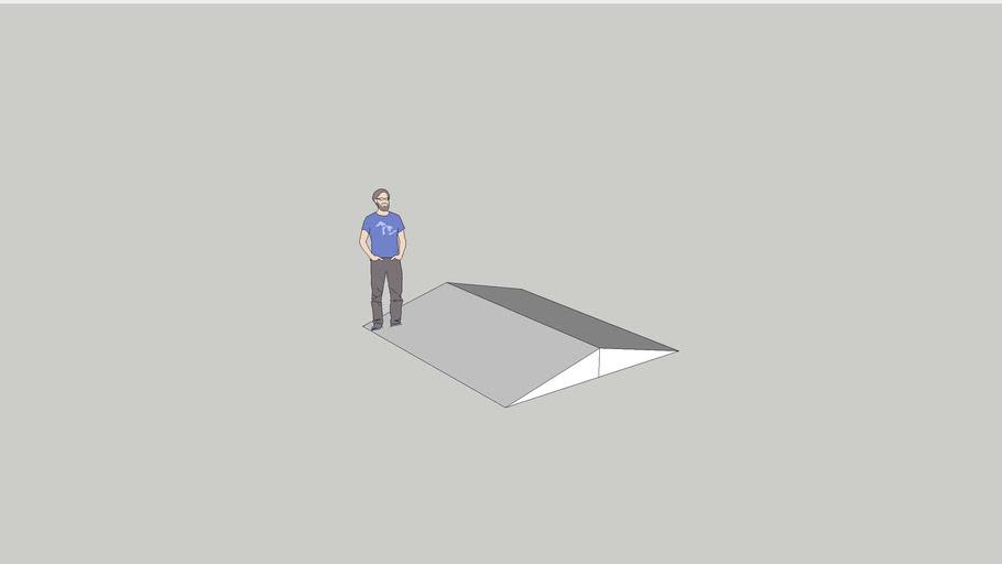 A ramp