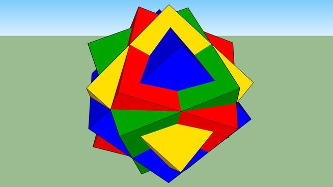 4 cubes compound (2)