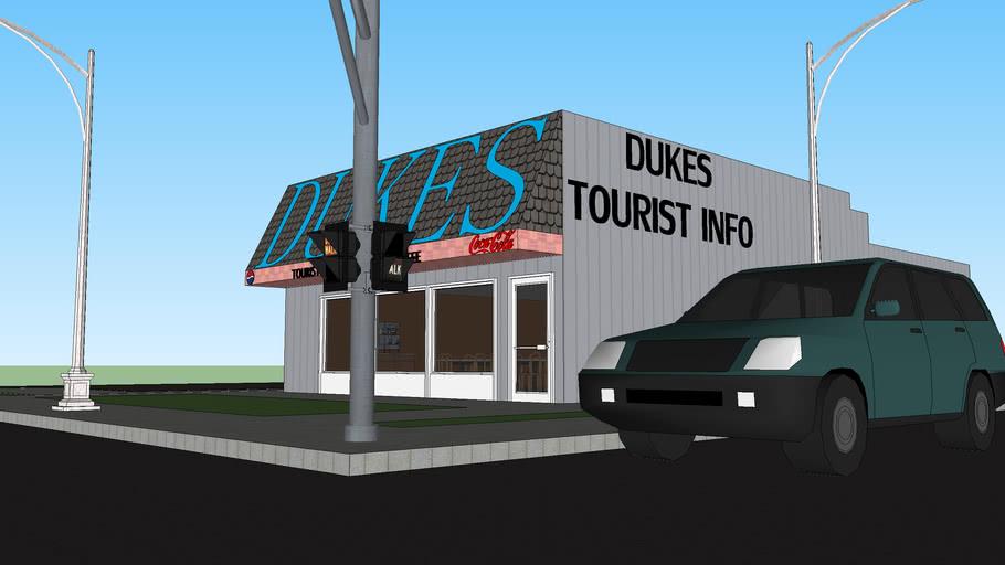 DUKE'S TOURST INFO & COFFEE