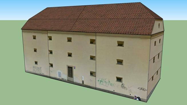 Строение по адресу Прага, Чехия