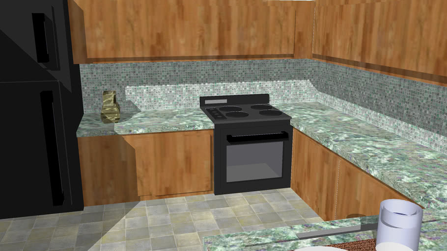 ugly kitchen