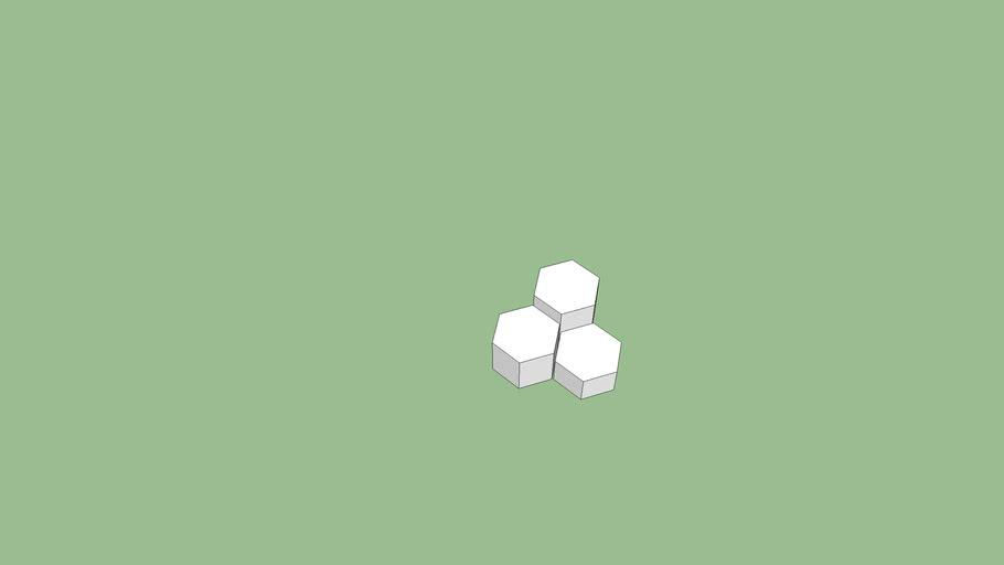polygonal table