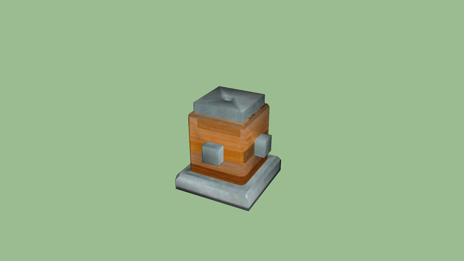 Besiege wood block