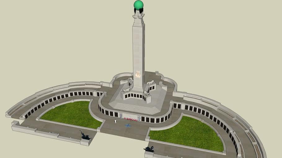 Naval Memorial, Plymouth