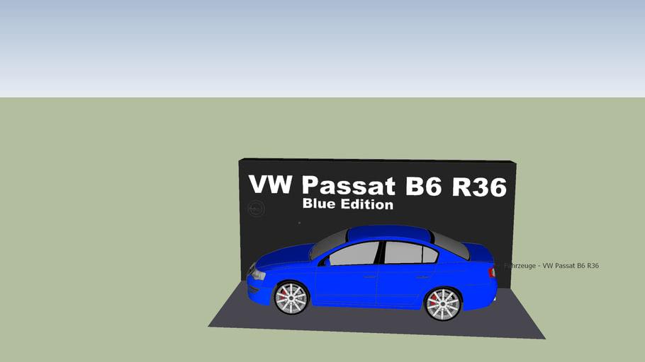 Passat R36