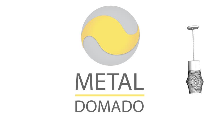 Metal Domado | Pendente Tarim