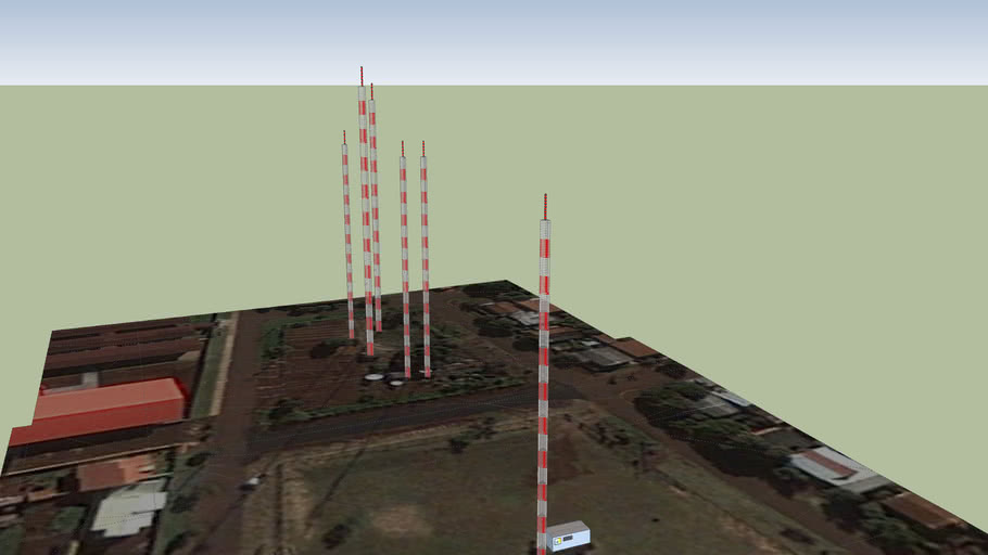 Torres de telefonia-Toledo-PR