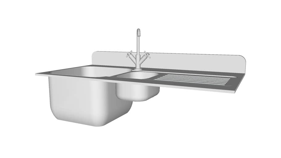 Kitchen Sink Combo - Detailed